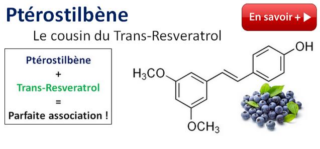 La meilleure association avec le Resveratrol