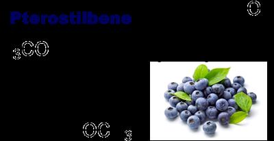 Pterostilbene resveratrol